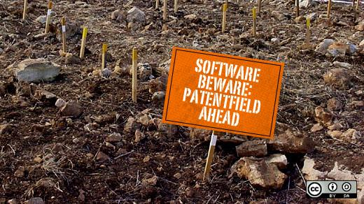 A minefield of patents