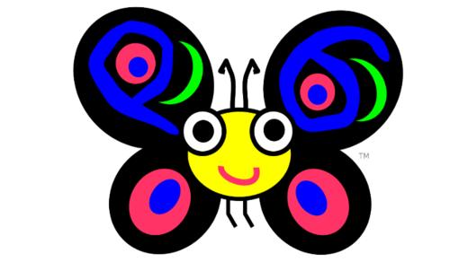 Perl 6 logo butterfly