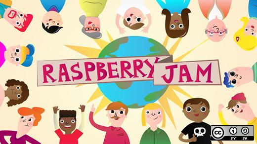 Raspberry Pi Jam event