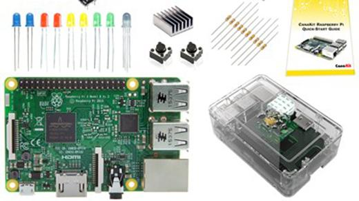 Announcing our Raspberry Pi 3 Ultimate Starter Kit Giveaway