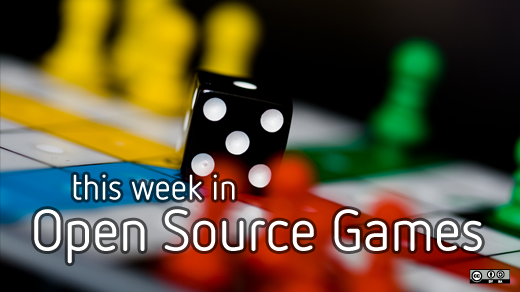 This week in open source games: July 27 - August 2, 2014