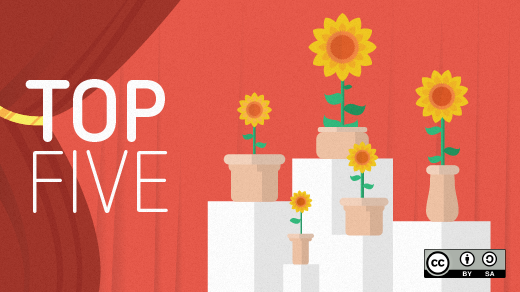 Top 5 articles of the week on Opensource.com