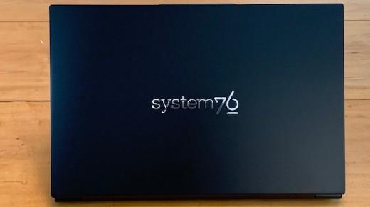 System76 Lemur Pro laptop