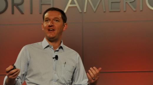 Open source leader Jim Whitehurst, Red Hat CEO