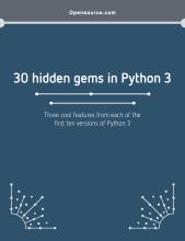 30 hidden gems in Python 3 eBook