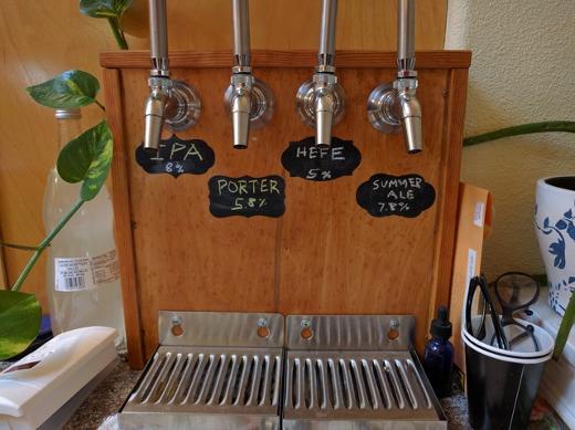 Homebrew on tap