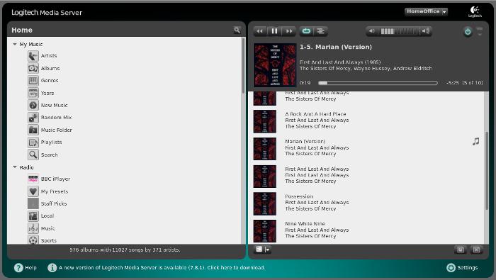 Browser-based audio playback