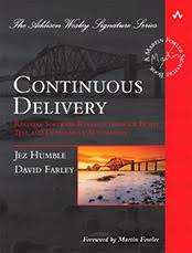 Continuous delivery book cover