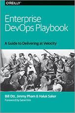 Enterprise Devops Playbook cover