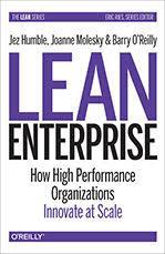 Lean Enterprise book cover