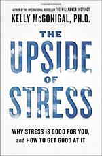 Upside of Stress book cover