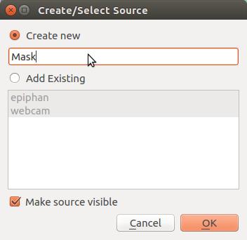 Naming Mask source