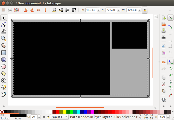 Drawing video boxes