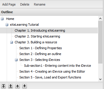 Exe Learning Tutorial