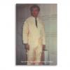 John P. Weiksnar dons the original Post-it® suit, © 1990