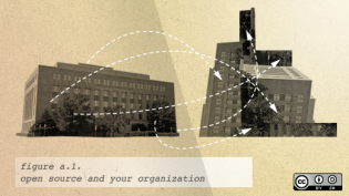 Open organization buildings