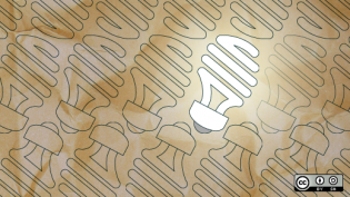 lightbulb drawing outline