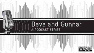 Dave and Gunnar podcast cover image