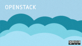 Blue clouds, OpenStack