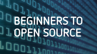 Beginners to Open Source, code background