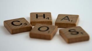 Scrabble letters spell out chaos for chaos engineering