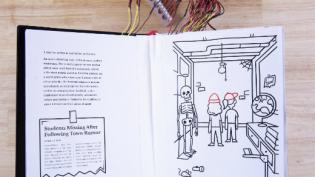 Open hardware electronic book