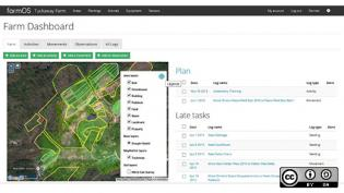 FarmOS screenshot