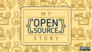 My open source story