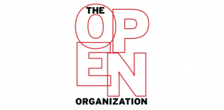 The Open Organization book logo