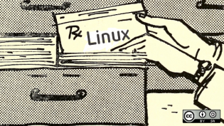 linux file drawer