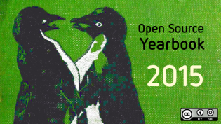 Open Source Yearbook 2015 penguins