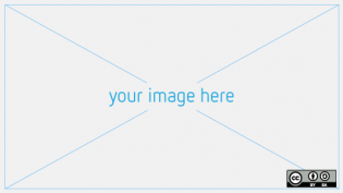 blank background that says your image here