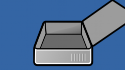 Free disk space