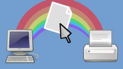 printing on Linux