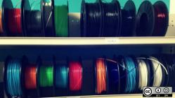 The first open source 3D printer filament