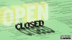 Open and closed source