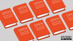 Open source educational resources