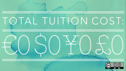 total tuition cost education