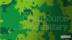 open source in the military