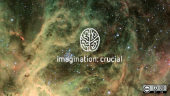 Imagination is crucial