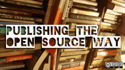publishing the open source way