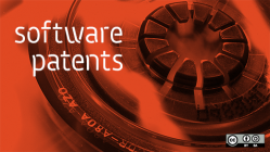 Software patents with CD background