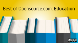 Best of Opensource.com education with books