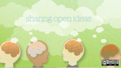 sharing open ideas