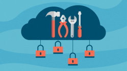 tools in the cloud with security