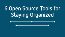 6 open source tools for staying organized eBook