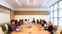 Diversity team meeting