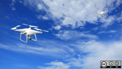 DronePan: An app that captures panorama views with your aircraft