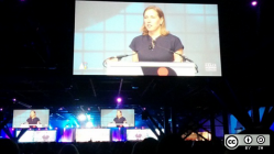 Wojcicki GHC15 keynote