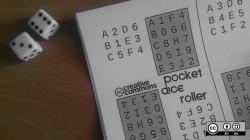 Dice as a random number generator
